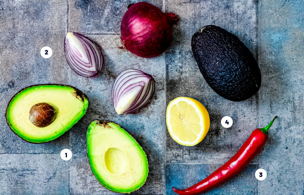 ingredientenguacamole