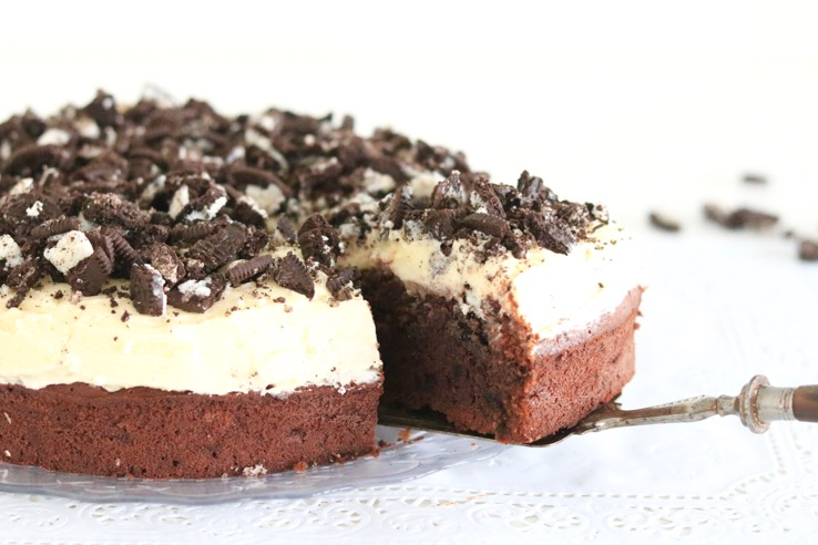 Betere Chocolade Oreo taart - Chickslovefood IT-51