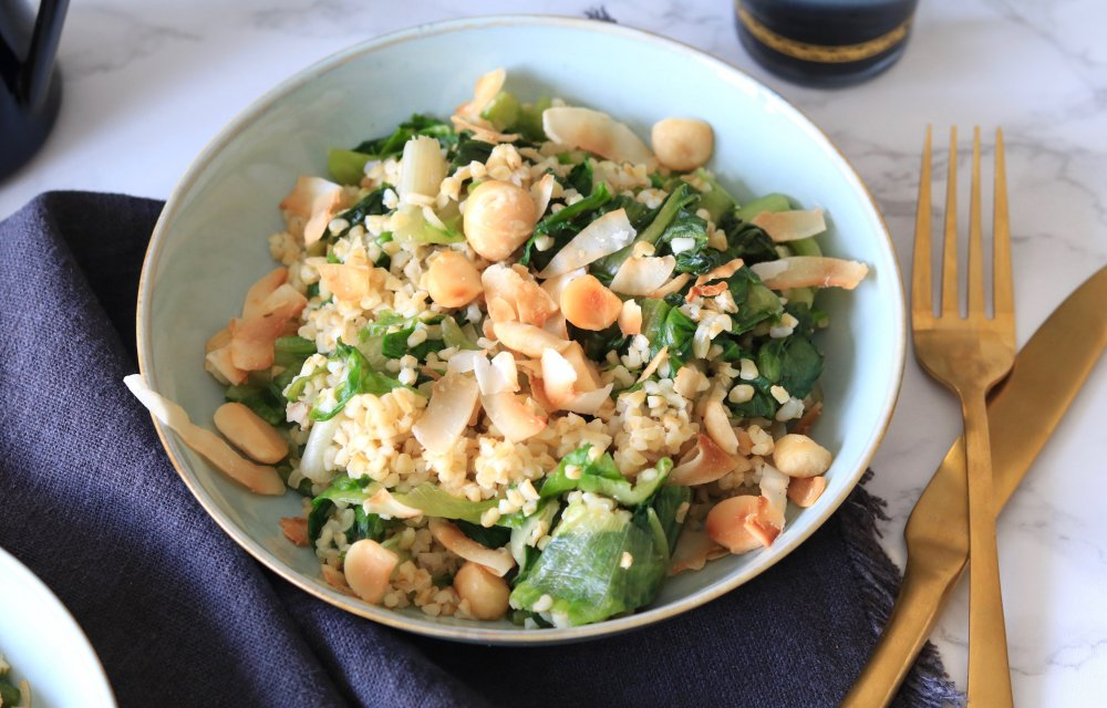 oosterse salade CHICKSLOVEFOOD