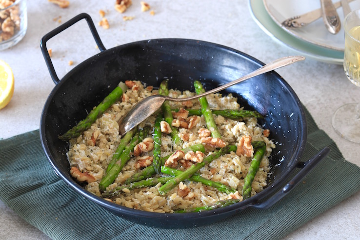 orzo met asperges CHICKSLOVEFOOD
