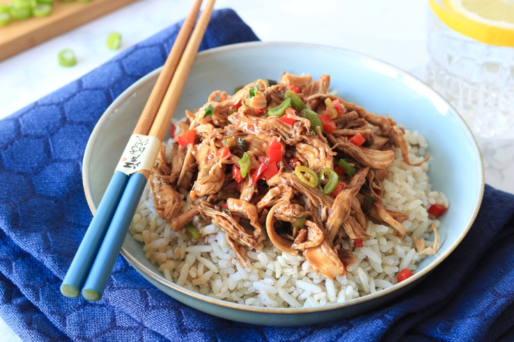 rijst-pulled-chicken-chickslovefood