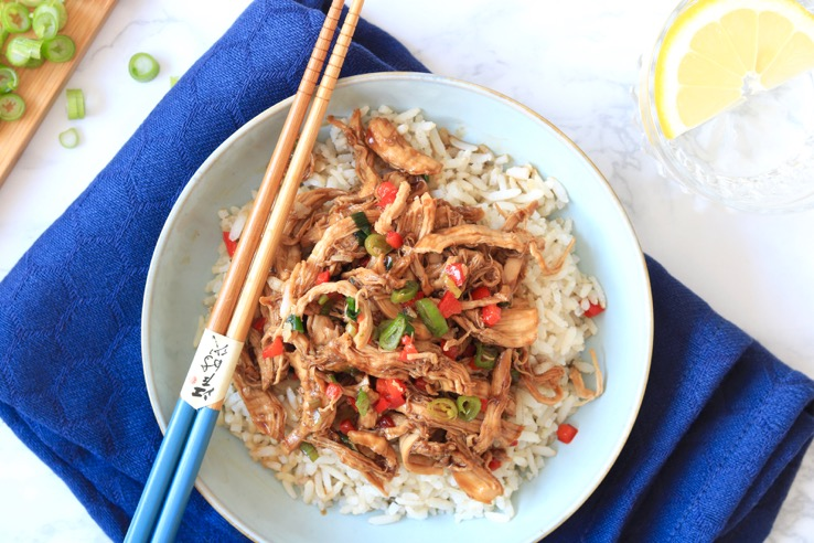 rijst-pulled-chicken1-chickslovefood