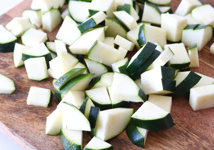 courgette blokjes CHICKSLOVEFOOD